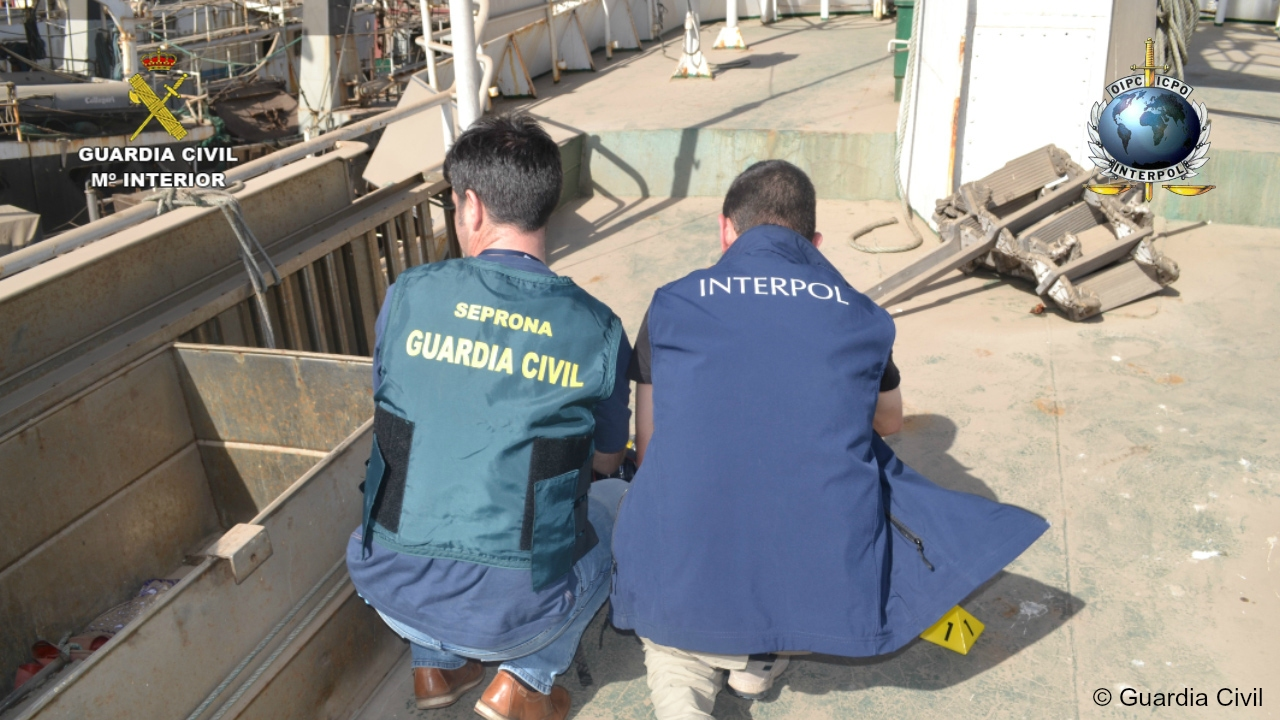 Impunity is over: six people arrested in Spain on IUU fishing charges and almost 18 million euros in fines imposed