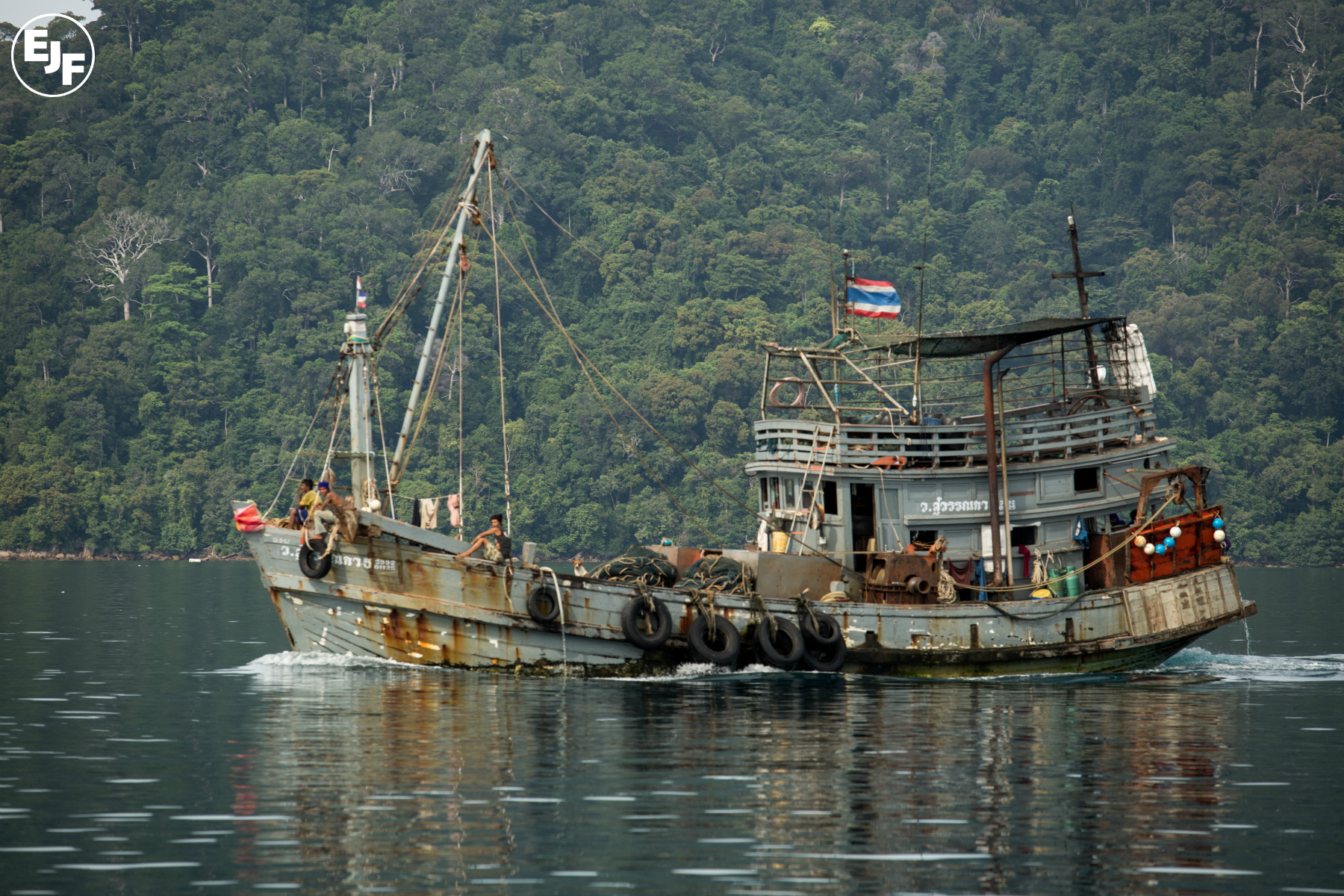 NGOs Support EU's Warning of Trade Ban Against Thailand for Illegal Fishing