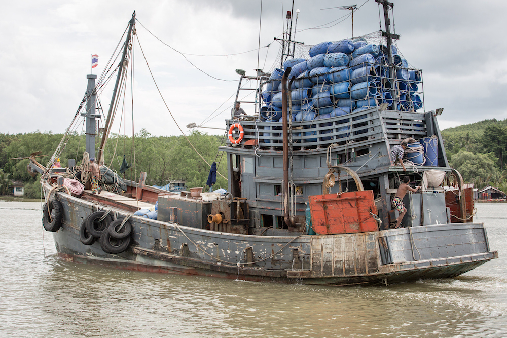 Thailand's commitment to eradicating abuses in fisheries must be clear and firm