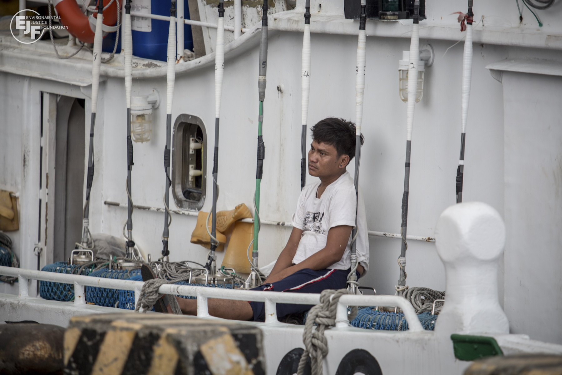NGOs call on the Taiwanese government to end abuse of migrants fishers