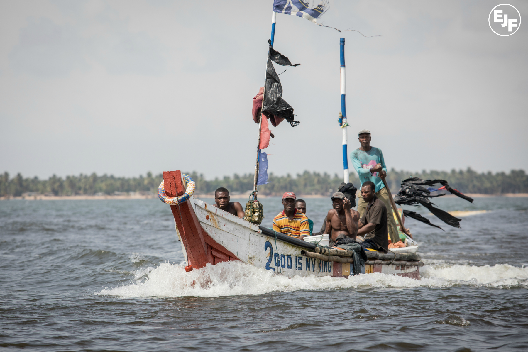 EJF in the field: Securing sustainable fisheries in Ghana