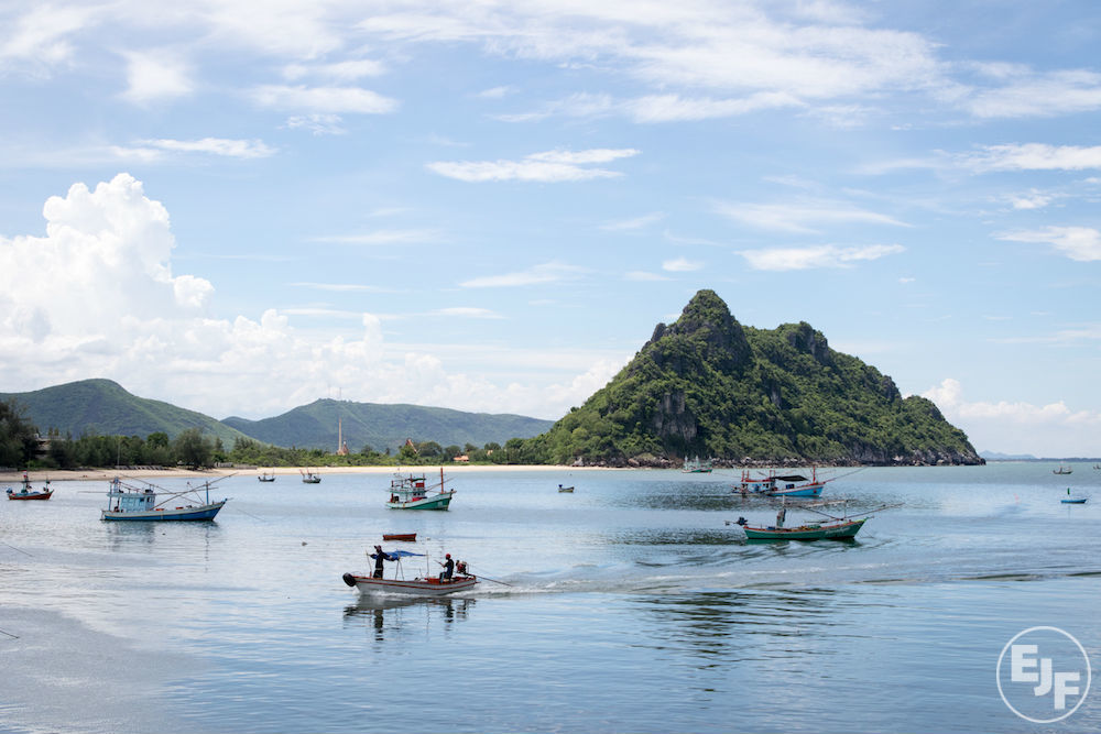 As EU lifts warning, EJF cautions that Thailand must continue action against illegal fishing and abuse at sea