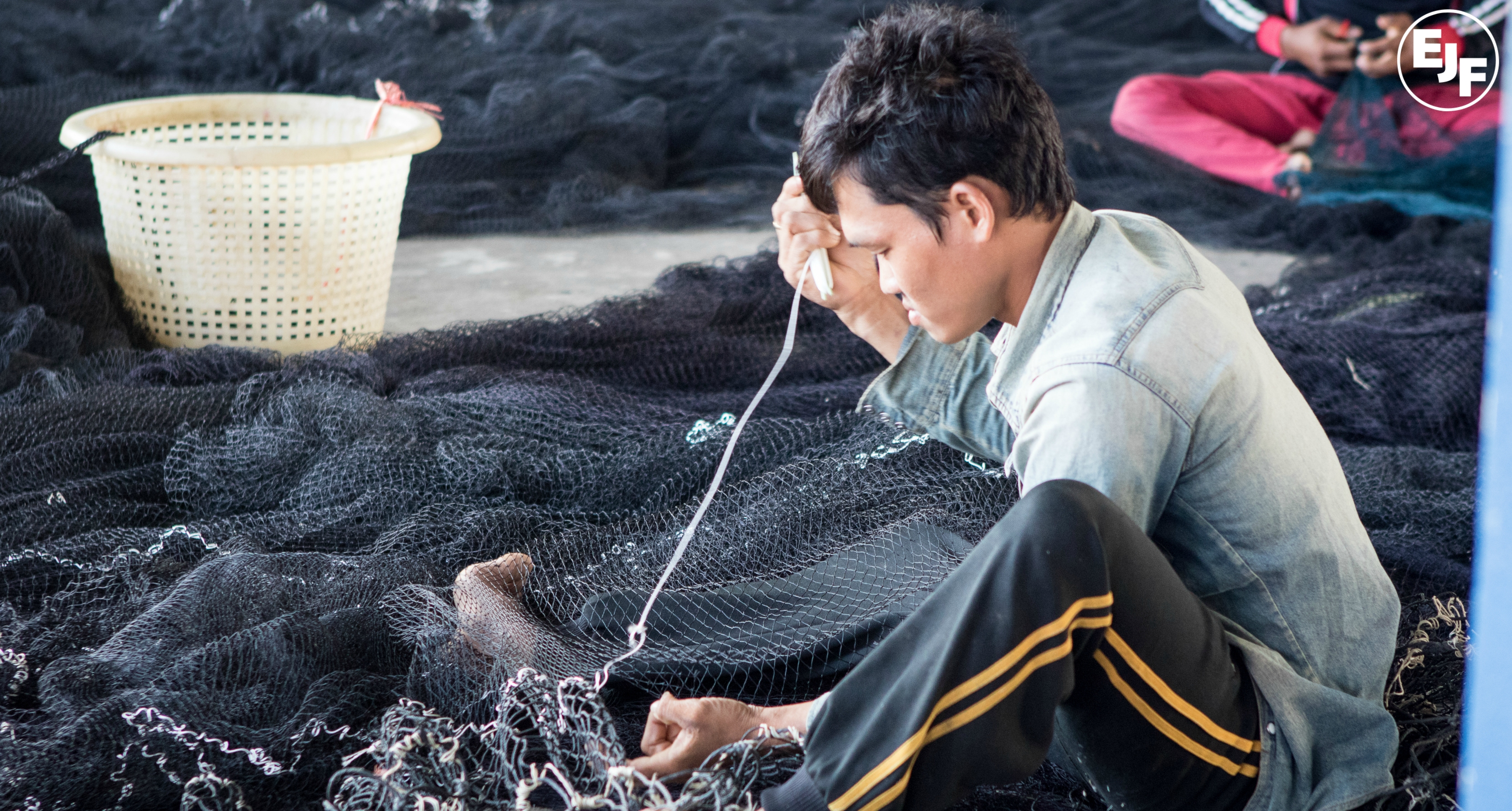 EJF briefs Ethical Trading Initiative on slavery in Thai fishing industry