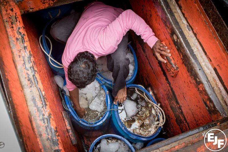 Thailand must stand strong to eliminate human rights abuse from its fishing industry