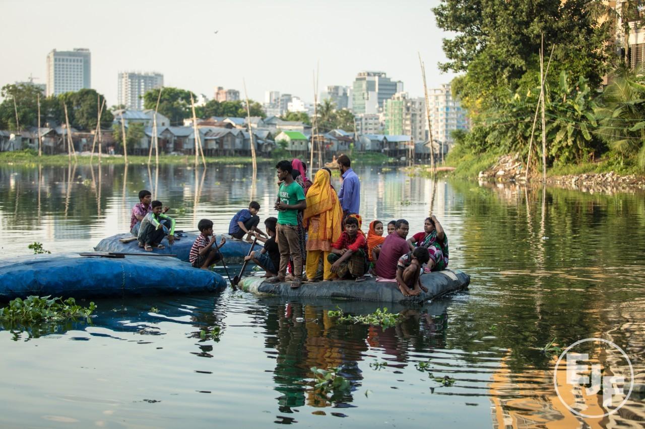 Deutschland muss sich an Spitze des weltweiten Klimaschutzes stellen, so EJF