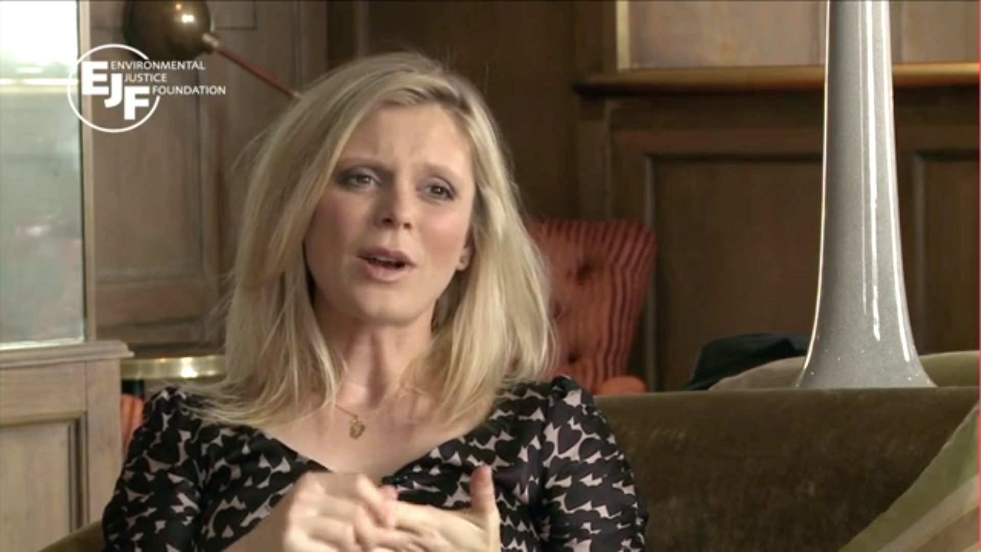 A Personal View: Emilia Fox, Actor and Patron of EJF