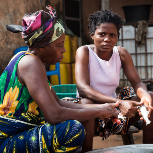 Ghana's queen fishmongers: balancing gender for sustainable fisheries