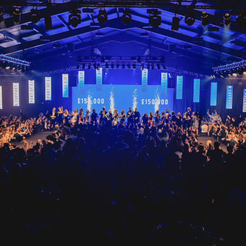 DURHAM UNIVERSITY FASHION SHOW RAISES A RECORD-BREAKING £150,000 FOR EJF