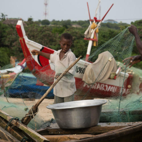 Engaging local communities in reforming Ghana's fishing laws