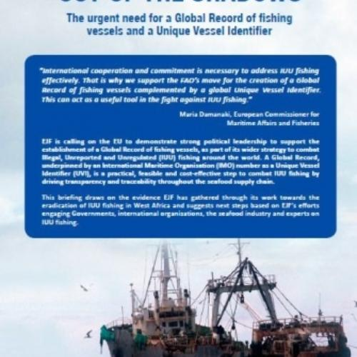 Bringing Fishing Vessels out of the Shadows