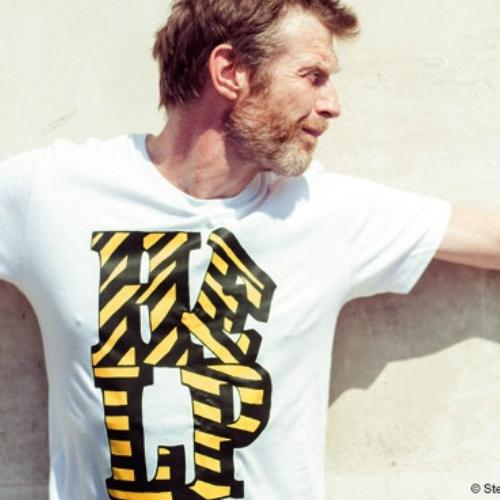 Jason Flemyng helps to Save the Bees