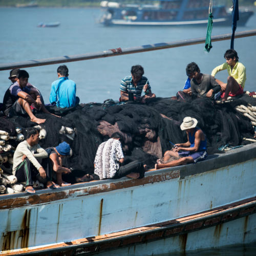 How reforming labour laws could boost Thailand's fight against illegal fishing