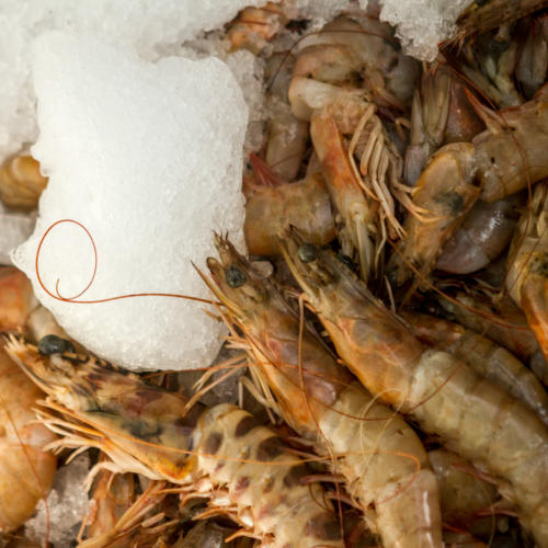 In the mood for seafood: what is better than a prawn cocktail?