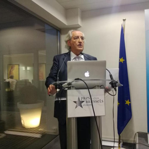 EJF event in Brussels: Combating illegal pirate fishing and modern-day slavery in Thailand