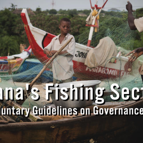 Ghana's Fishing Sector and the Voluntary Guidelines on Governance of Tenure