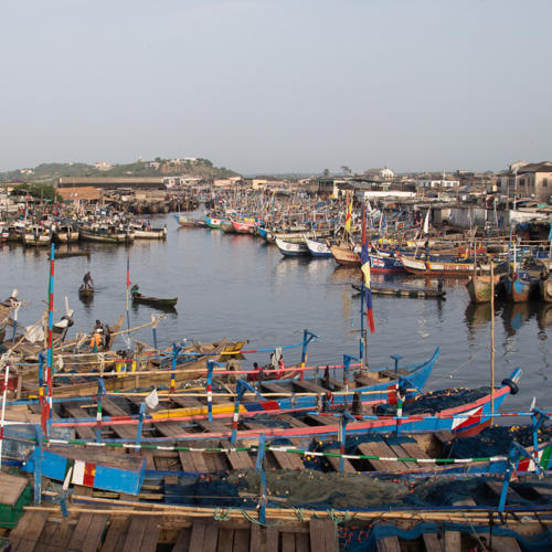 Securing sustainable fisheries