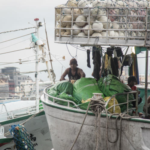 EJF in the field: Uncovering widespread slavery in Taiwan's fisheries