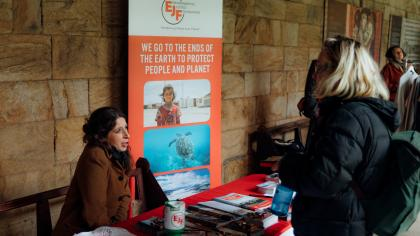 Festival of Sustainability: DUCFS pulls it off for EJF