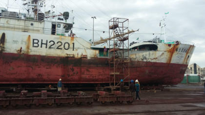 Action taken against abuse aboard Taiwanese vessel after EJF investigation