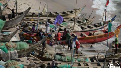 Fair fisheries for Ghana: New report