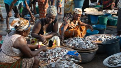 Women at the heart of sustainable fisheries