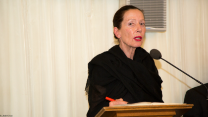 Katharine Hamnett CBE Joins EJF As Patron