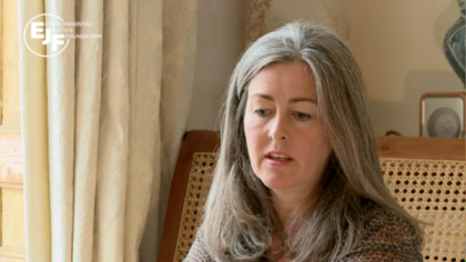 A legal point of view: Polly Higgins, author and environmental lawyer