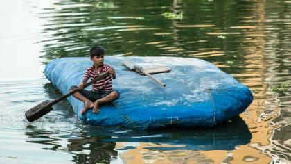 World Refugee Day: As Germany fails to meet climate targets, it also fails to protect climate refugees