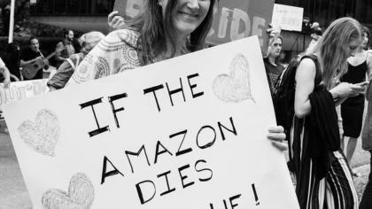 Brasiliens Regenwald brennt: Was wir jetzt tun können