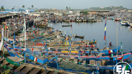 New film reveals extent of Ghana's fishing crisis