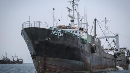Pair Trawling: Frontline View