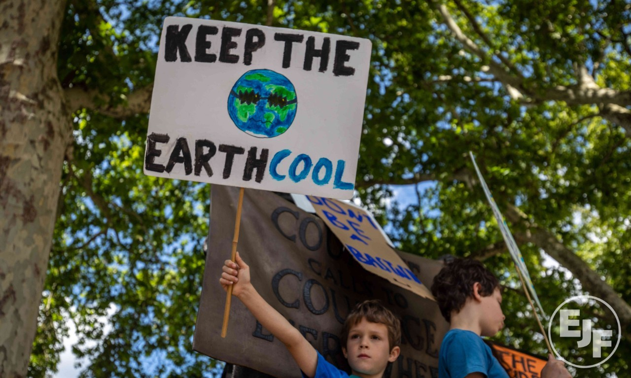 Join us on the climate strike!