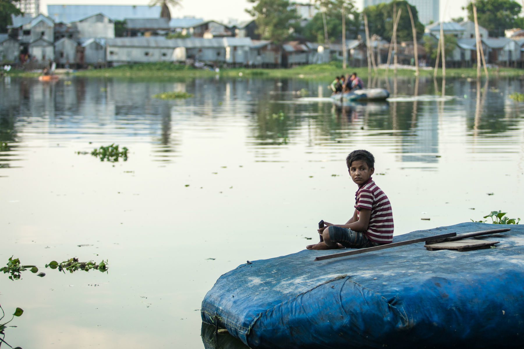 Bangladesh: On the front line of climate change
