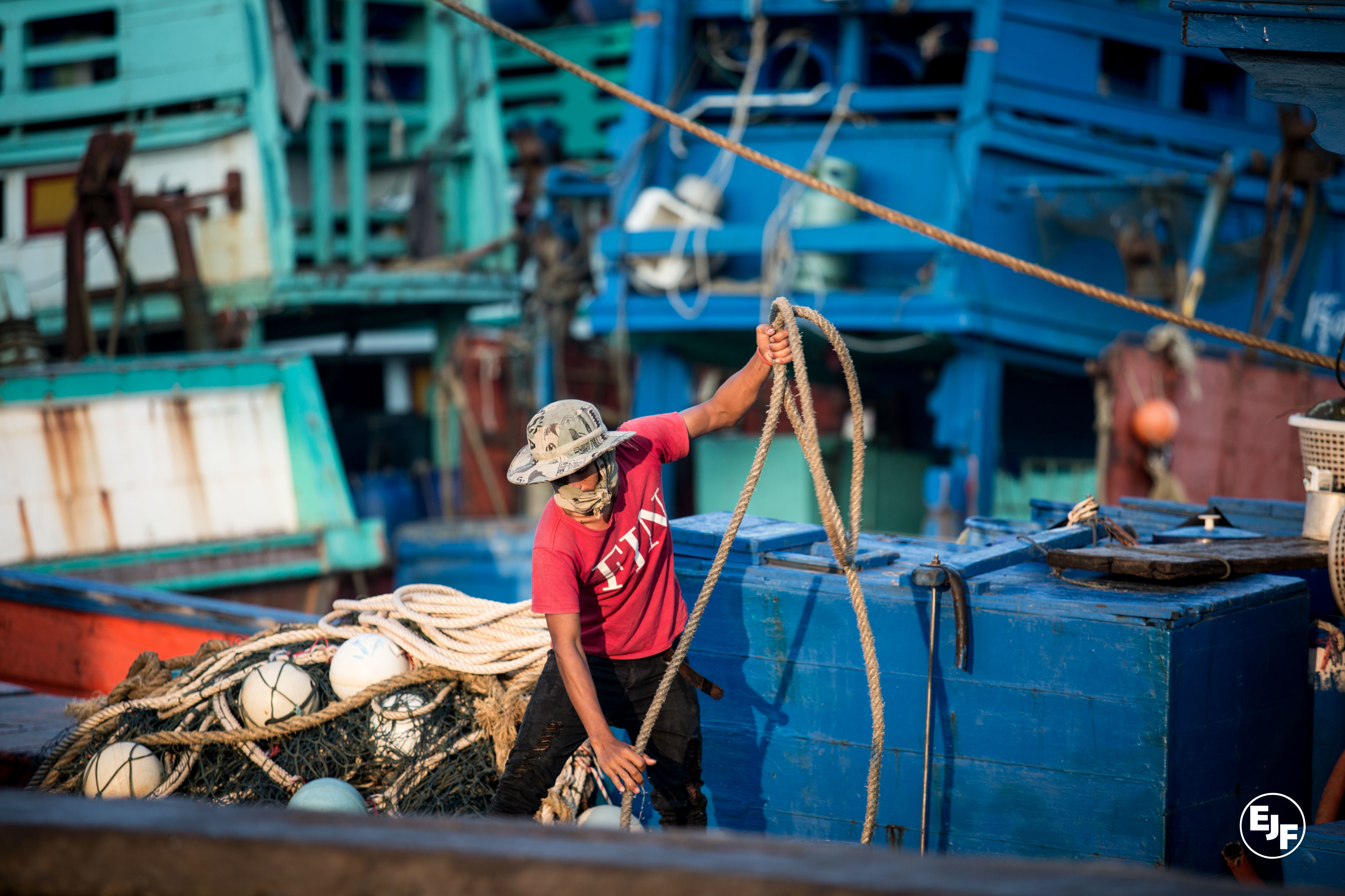 Eliminating modern slavery from supply chains