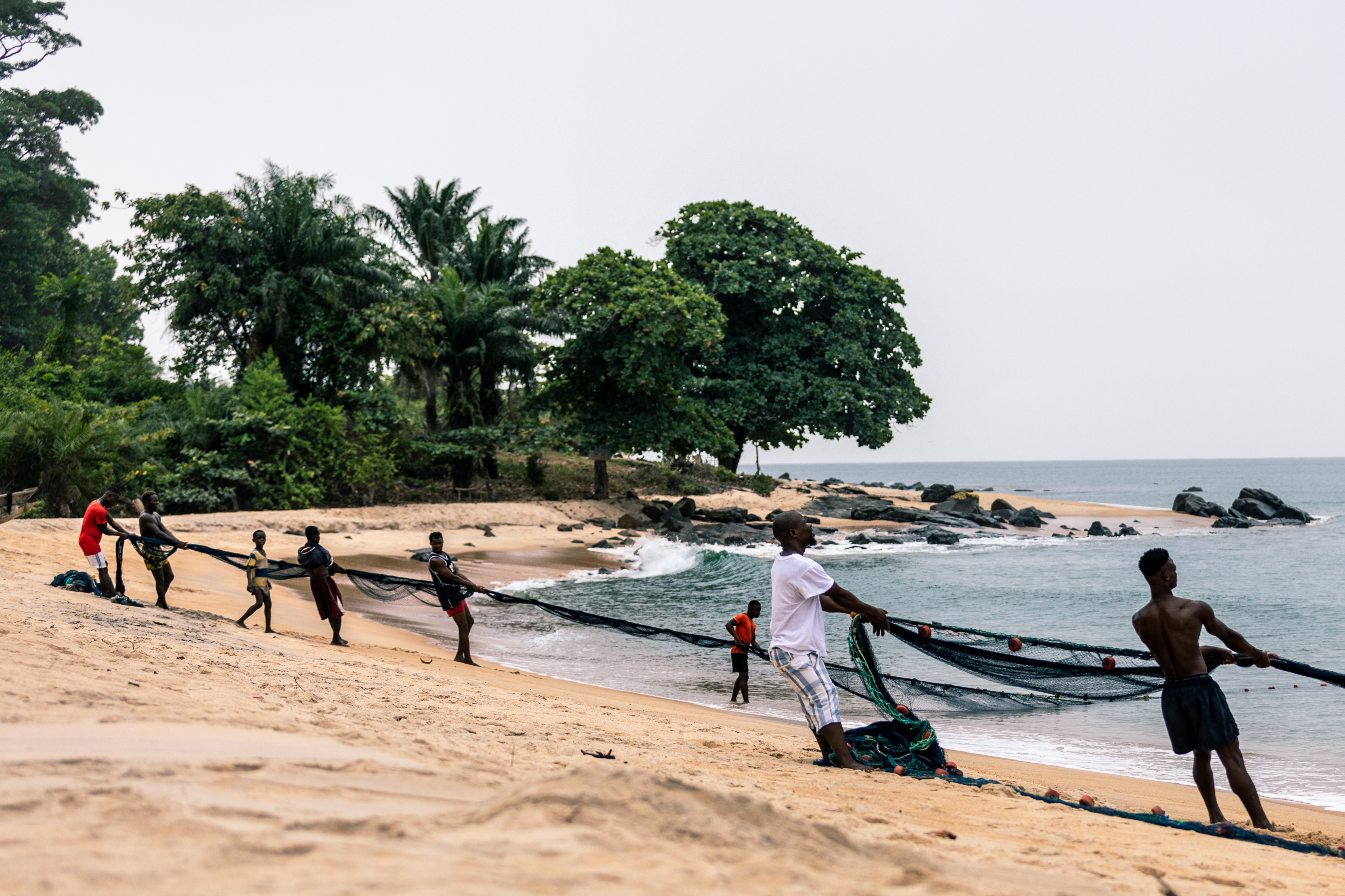 Communities For Fisheries