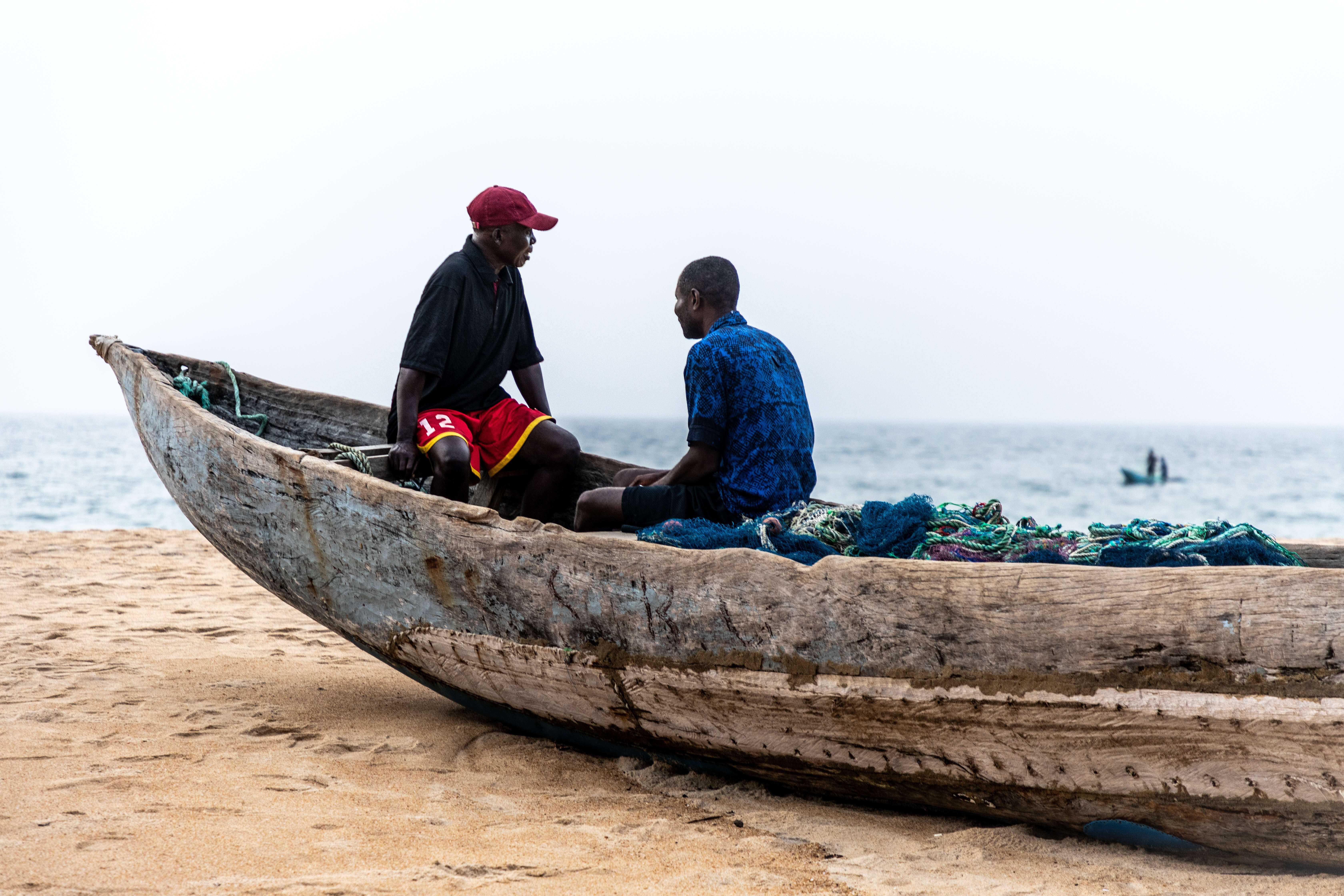 Liberian fishing communities threatened by Chinese supertrawlers