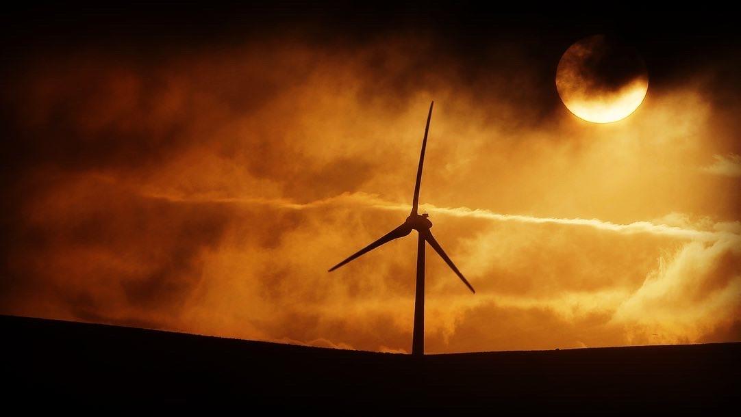 Awel wind turbine