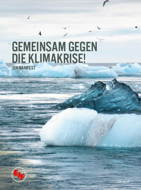 Gemeinsam gegen die Klimakrise! Ein Manifest