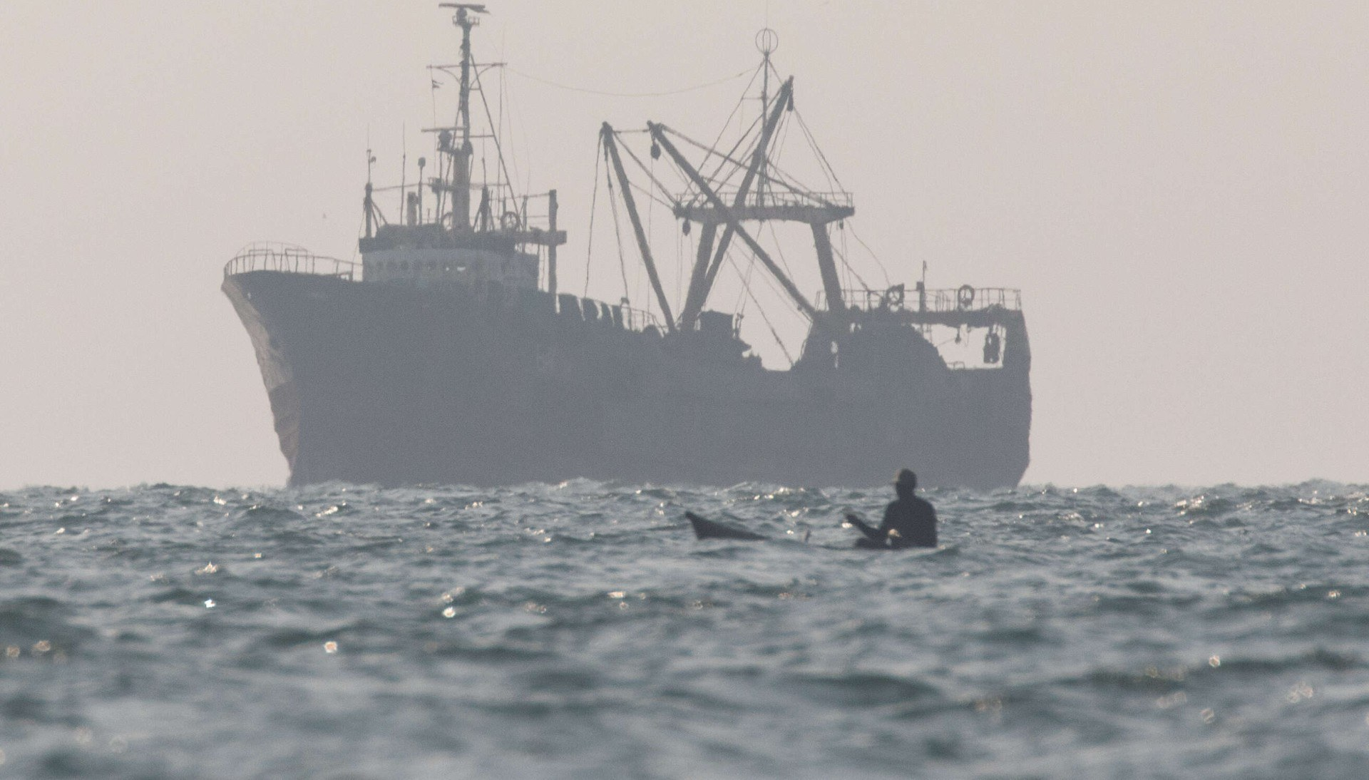How to eradicate illegal fishing