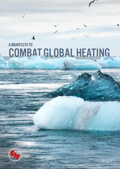 EJF Climate Manifesto