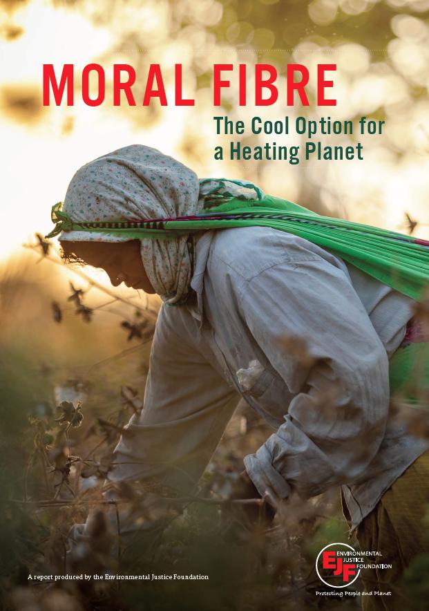 Moralische Fasern: Bio-Baumwolle als Lösung in einer sich aufheizenden Welt