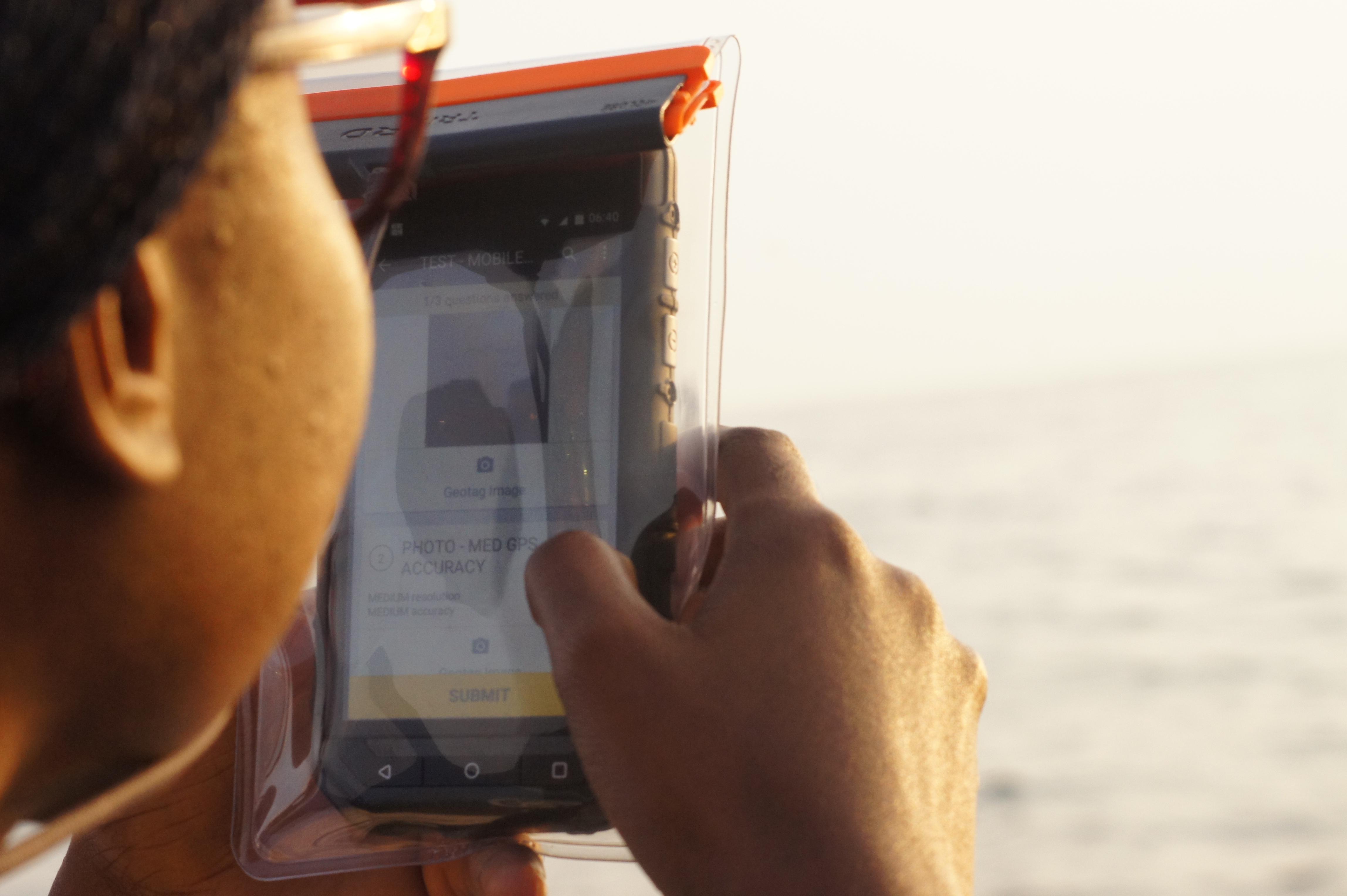 Neue App ist wirksame Waffe in Ghanas Kampf gegen illegale Fischerei