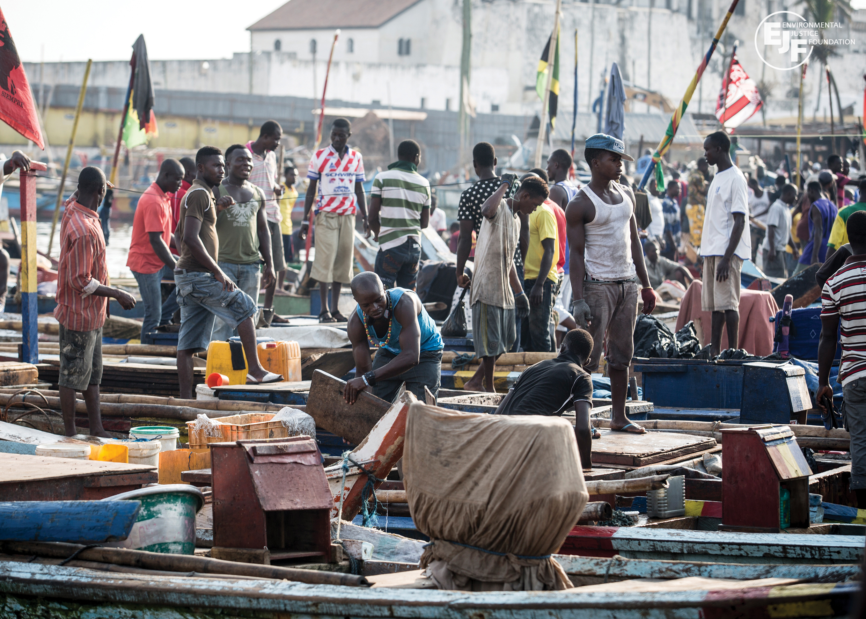 China's hidden fleet: Illegal practices in Ghana's industrial fishery