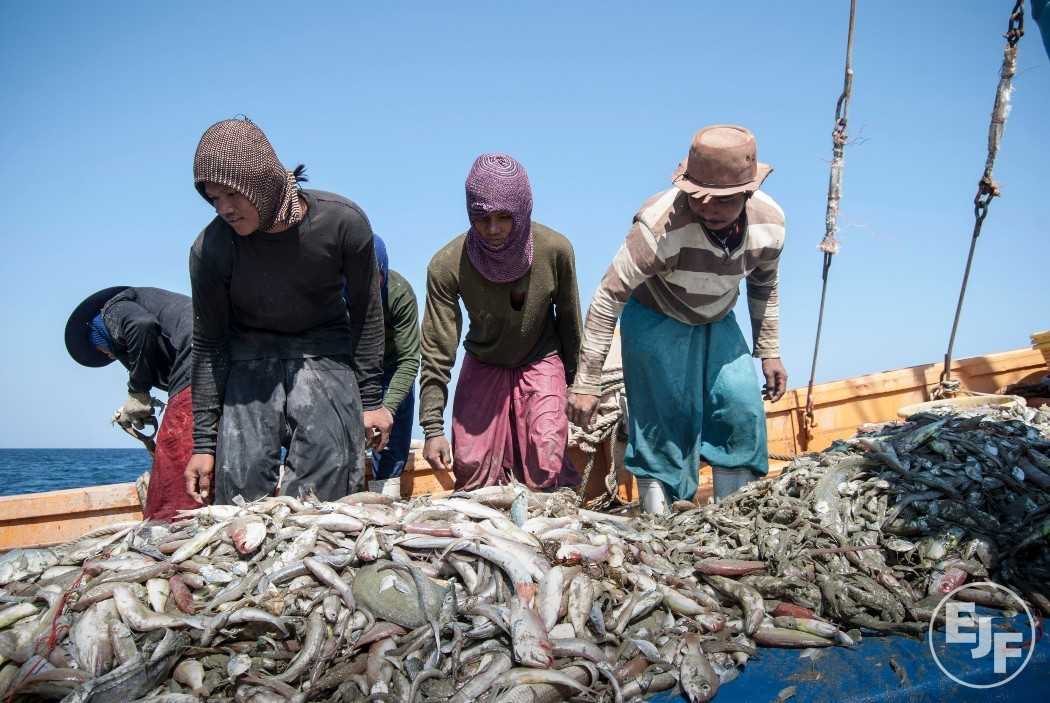Thailand is first Asian country to ratify international standards for work in fishing