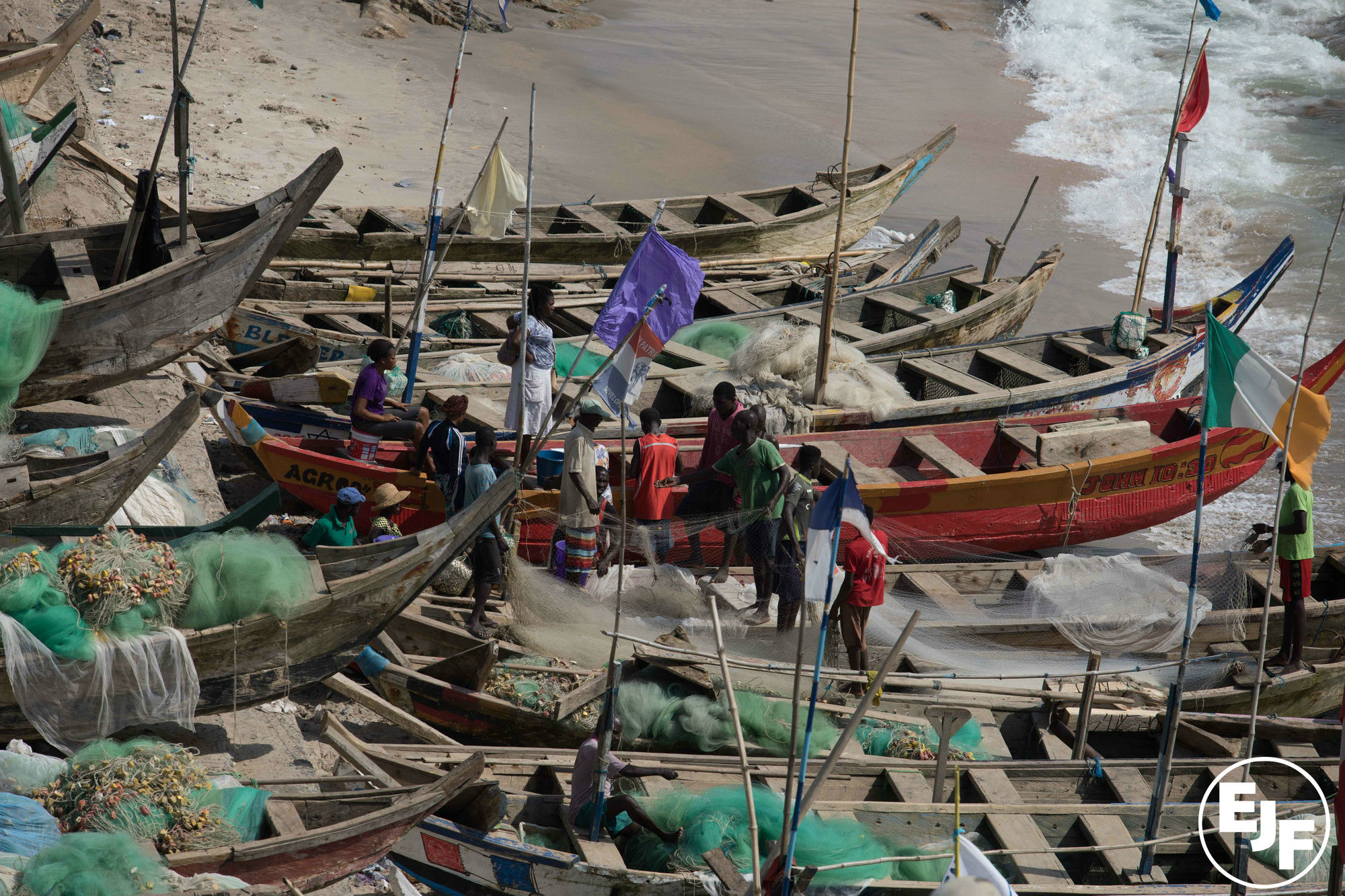 Fair fisheries for Ghana: New report
