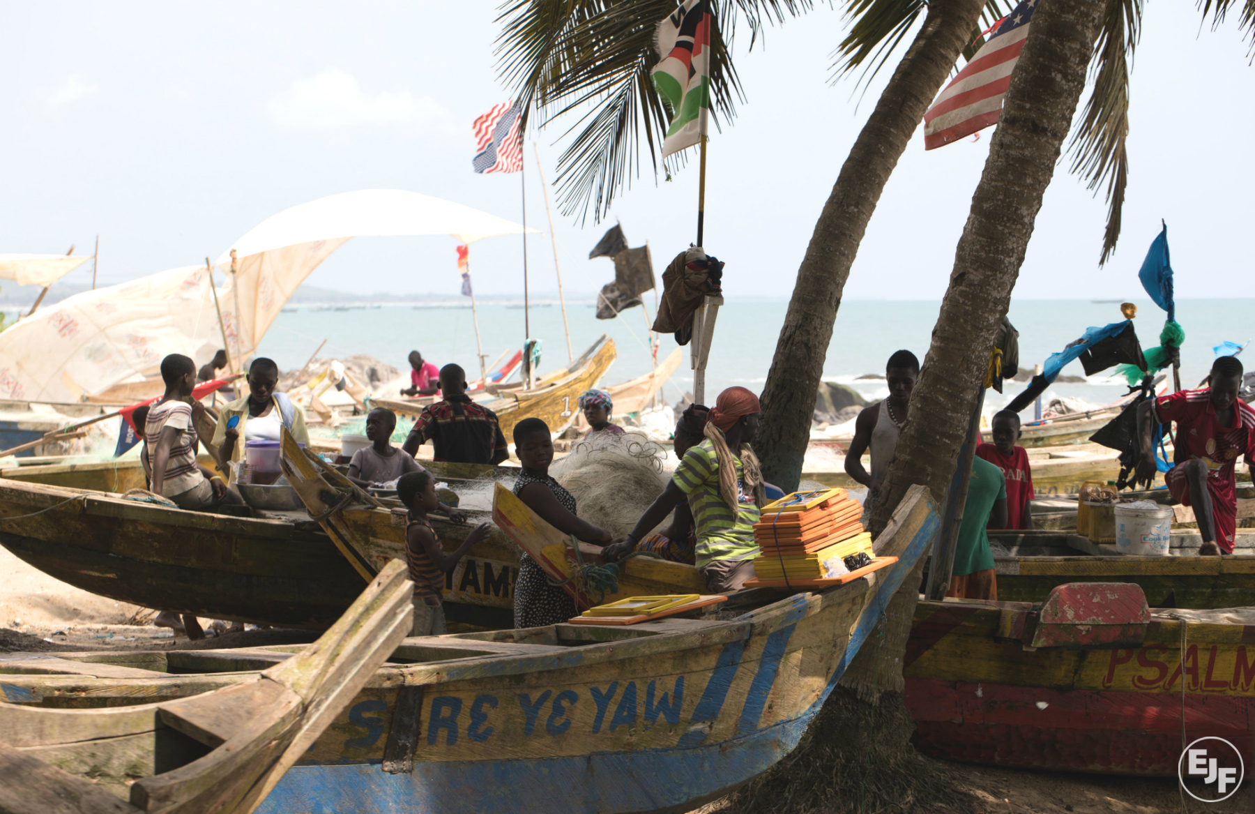 Ghana's small-scale fishing industry makes its voice heard in fisheries law reforms