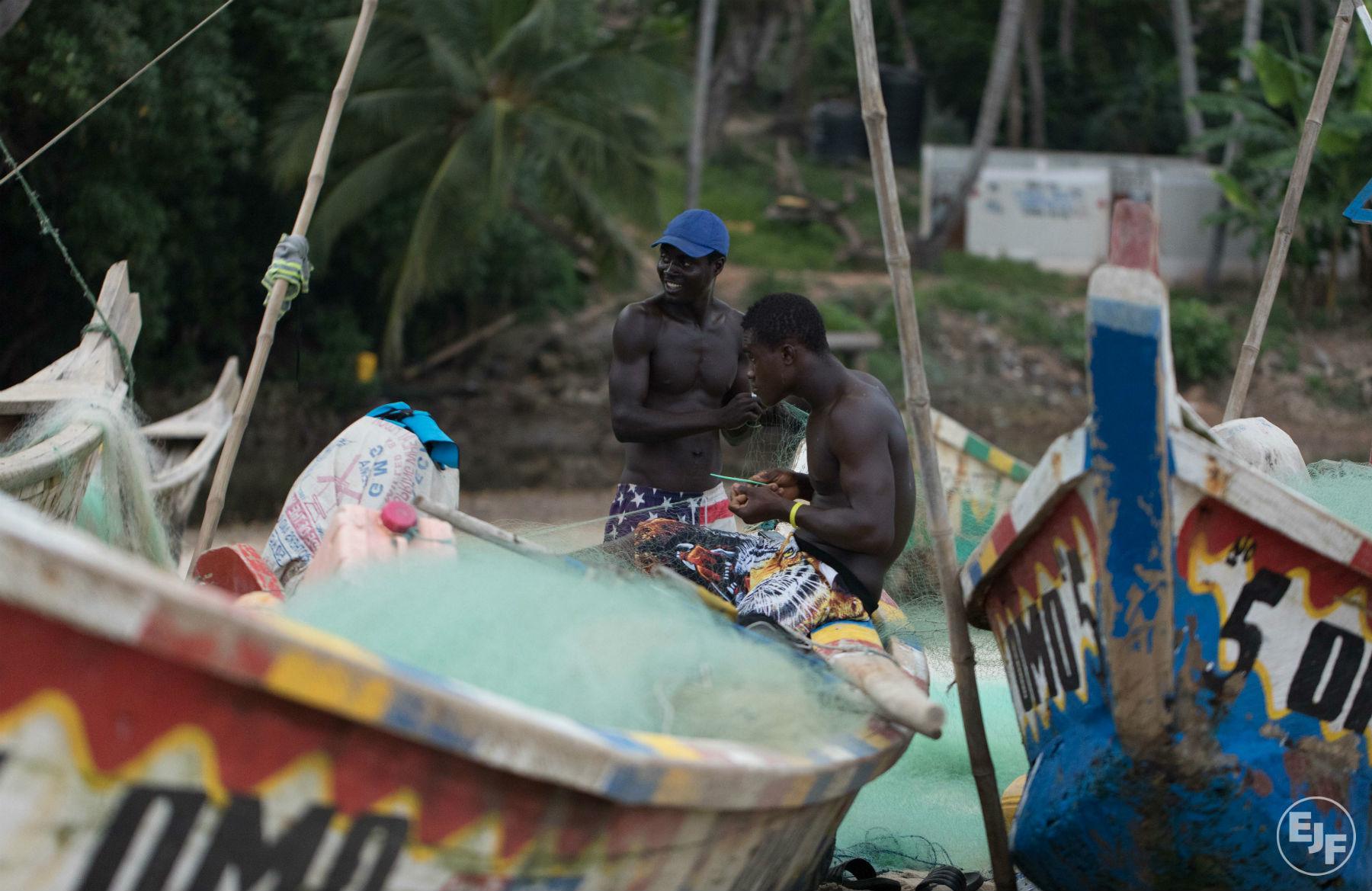 Positive developments for Ghana's struggling fishing industry