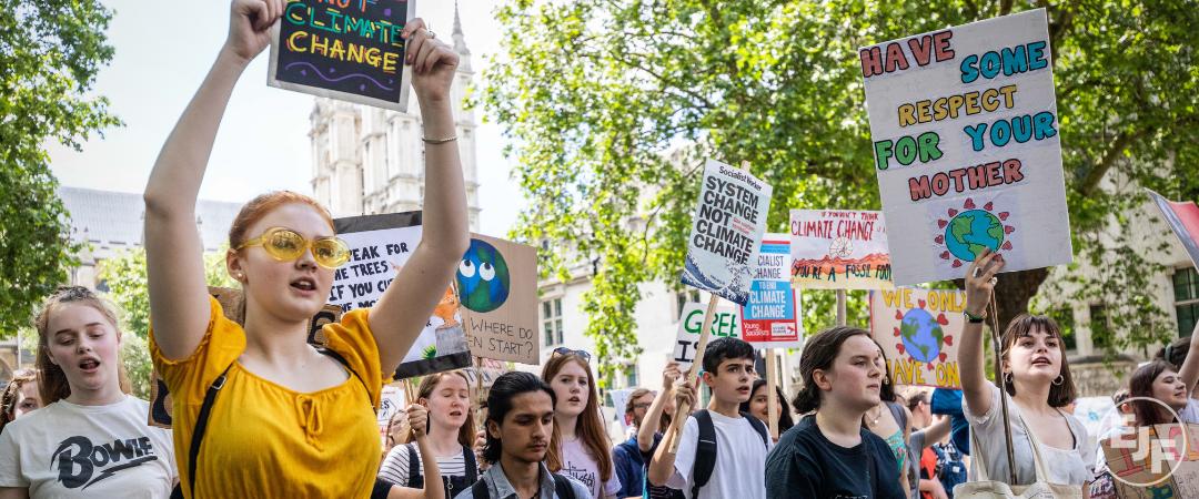 #AlleFürsKlima: Mach mit beim globalen Klimastreik!