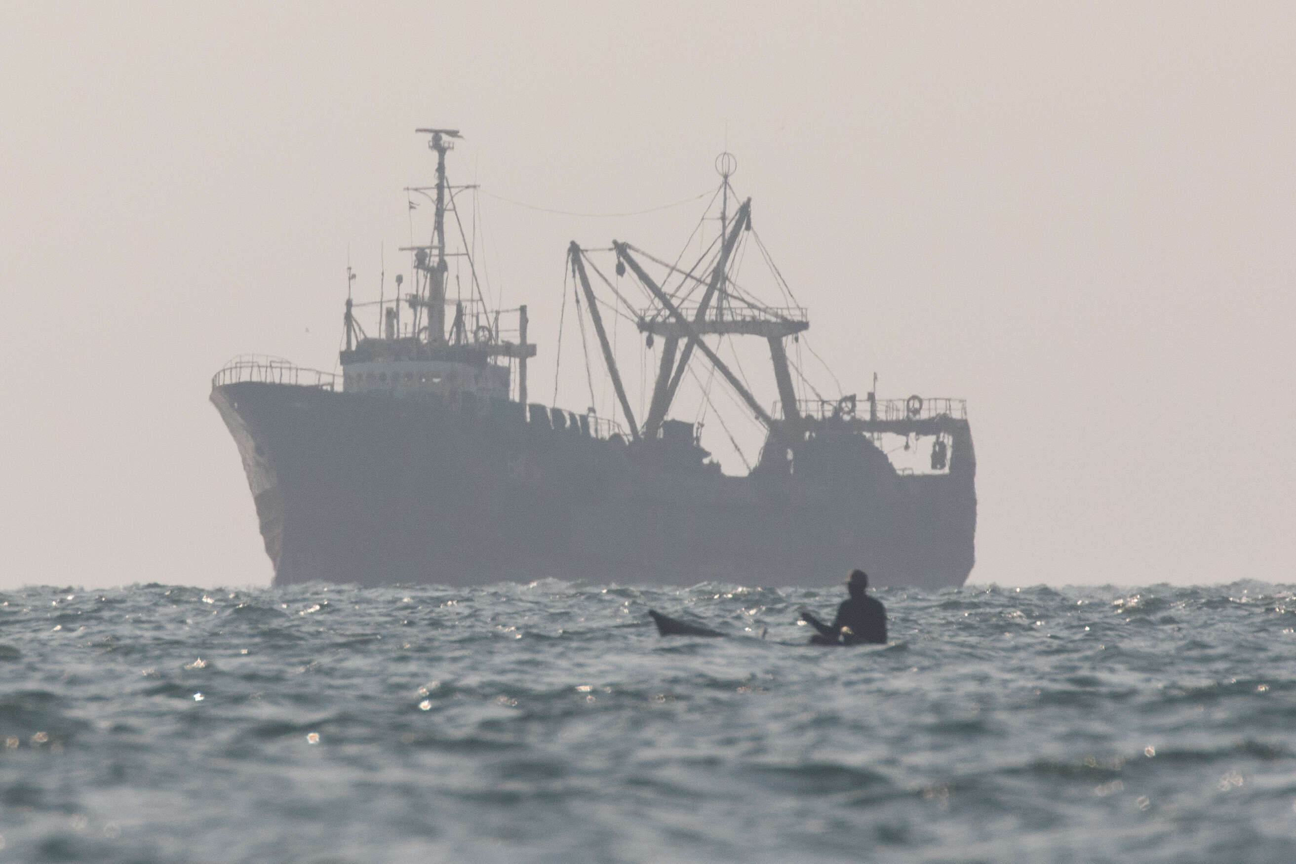 Fisherman dies trying to escape abuse aboard Chinese vessels fishing illegally in Somalia