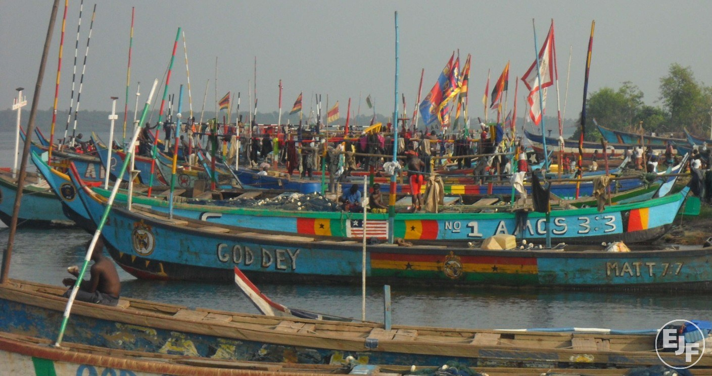 Empowering Liberia's fishing communities to protect ocean ecosystems